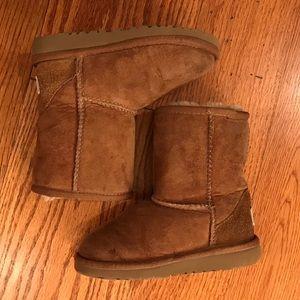 Ugg Classic Short Boots, Tan